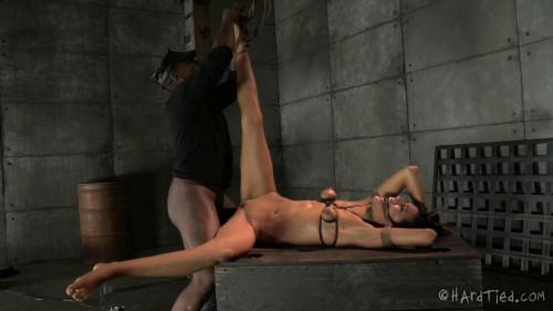 BDSM HT - The Squirmy Squirrel - Lyla Storm, Jack Hammer