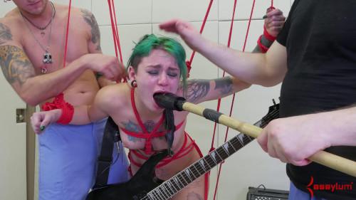 BDSM Assulum - Amelia Dire - Punished Punk - pt 2