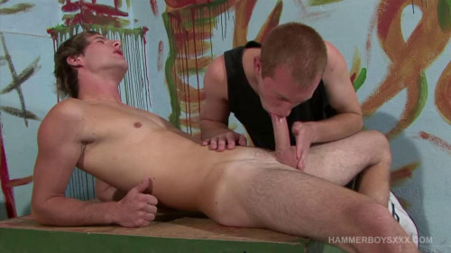 Gay BDSM Palmer Lewis and Stano Novy