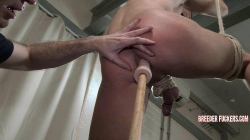 Gay BDSM BreederFuckers Steve part 2