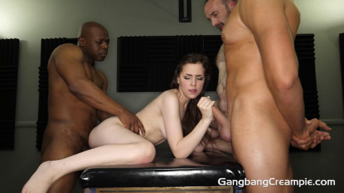 Raven Right - GangBang Creampie part 285