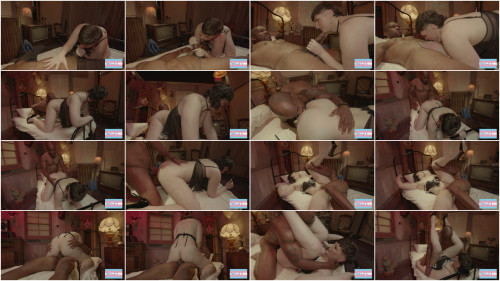 Transsexual Interracial Pounding For Hot TS Allysa Etain