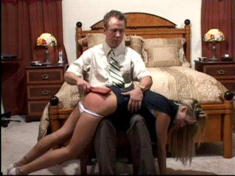 BDSM Paddled and Possessed