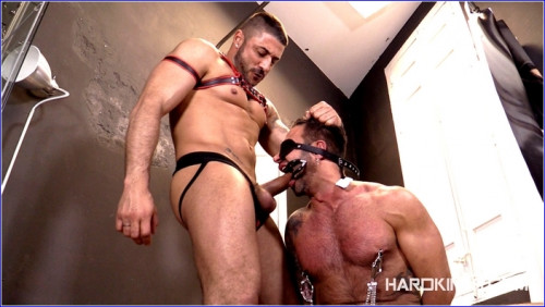 Gay BDSM HardKinks - Torture Store (Martin Mazza and Max Toro)