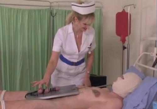 Femdom and Strapon Nurse Valkyrie