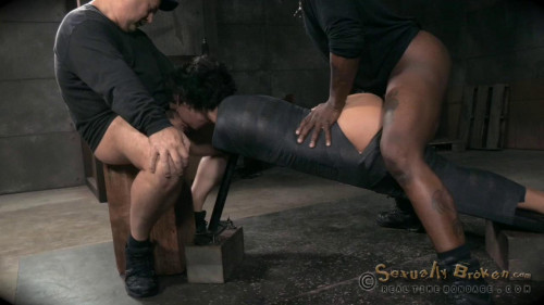 BDSM Mia Austin - Brutal Epic Ddeepthroat and Rough Fucking!(Jun 2015)
