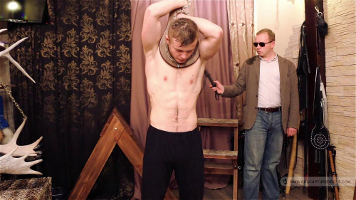 Gay BDSM Domestic slave Demyan - Part I