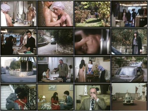 Retro Jeux interdits pour collegiennes en chaleur (1979)