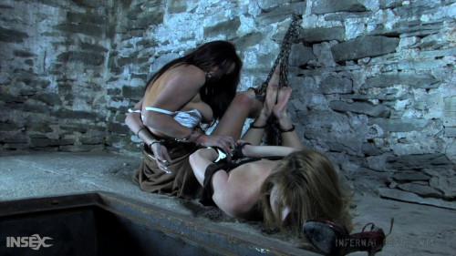 BDSM A Two Girl Predicament