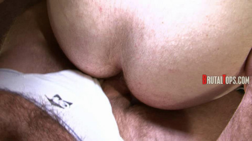 Gay BDSM My Dick Is Going Up Your Arsehole!