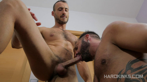 Gay BDSM Ely Chaim, Martin Mazza