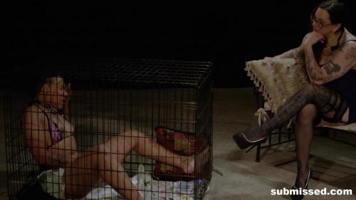 "BDSM Bella Venetta and ""Baby Brook"""