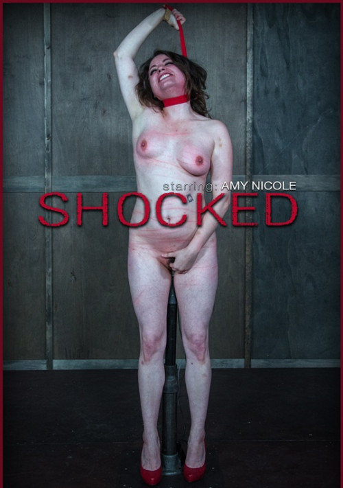 BDSM Shocked , Amy Nicole - HD 720p
