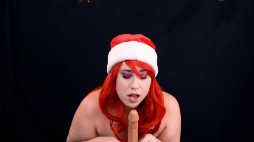 Fisting and Dildo Kitty LeRoux - Elf with A Shelf Christmas Fuck Toy