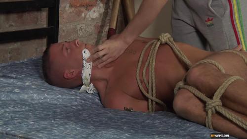 Gay BDSM Using Slave Boy Kenzie