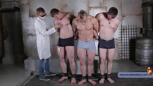 Gay BDSM Car Thieves - Part III