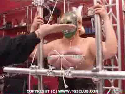 BDSM TG - Slave Juggs Part 15