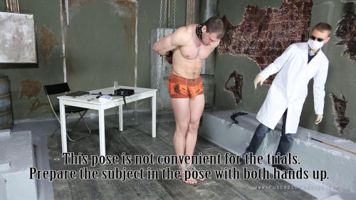 Gay BDSM The First Medical Experiment Part Two (2015)