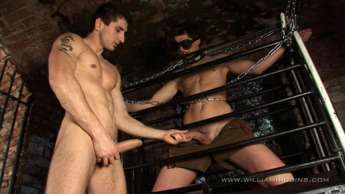 Gay BDSM Daniel and Cecil Raunchy Sex Kink (2013)