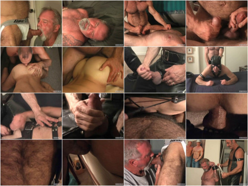 Gay BDSM Bareback Muscle Men 2