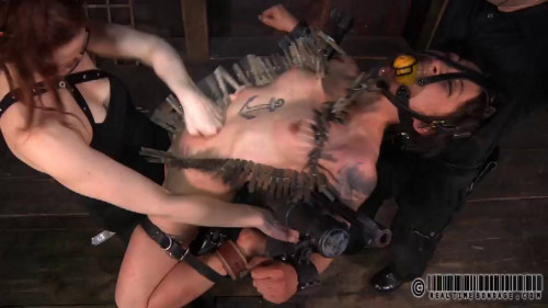 BDSM Mei I Please You Part Three