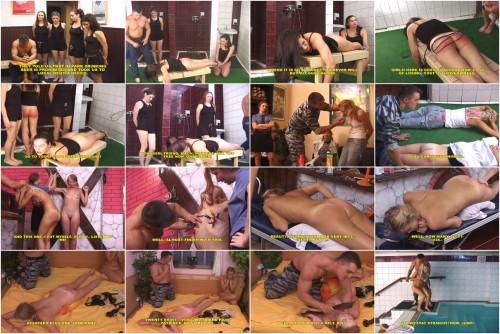 BDSM Discipline In Russia part 12