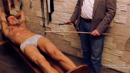 Gay BDSM Slave for Money