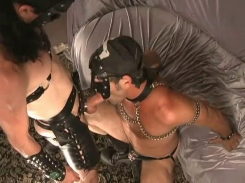 Gay BDSM Knightbreeders - Piston Fucking Raw Ass
