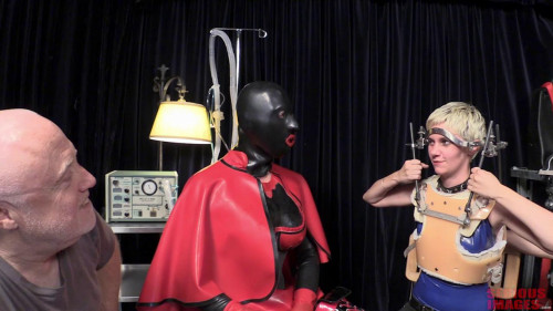 BDSM Latex Rubber Show And Tell