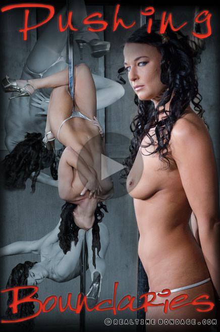 BDSM Pushing Boundaries Part 1 - London River , HD 720p