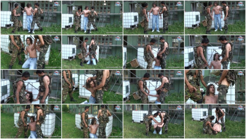 Gay BDSM Army Gay Games Best Part 13
