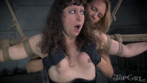 BDSM Anna Rose Pierced