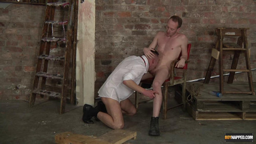 Gay BDSM Giving The Obedient Boy What He Needs