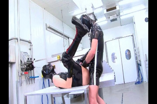Gay BDSM RubClub Vol.2 Scene 1