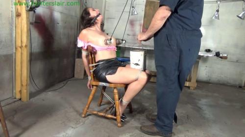 BDSM Gia Love - Hogtied BDSM