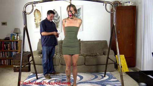 BDSM CinchedandSecured - Rogue Methodically Bound