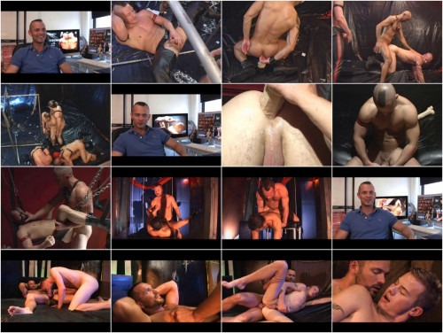 Gay BDSM Dark Alley Media - Owen Hawk - Wanted