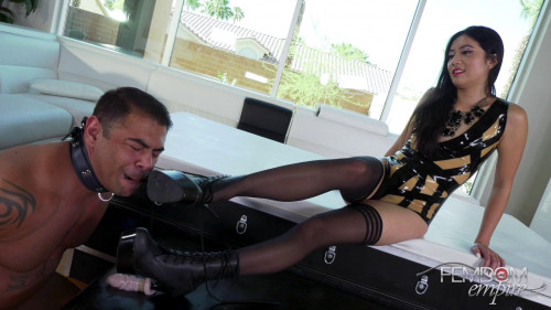 Femdom and Strapon Lick, Suck, Worship!, December 9, 2020_1080p