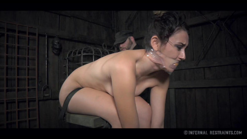 BDSM OT Takes Advantage Of Mandy's Desperation