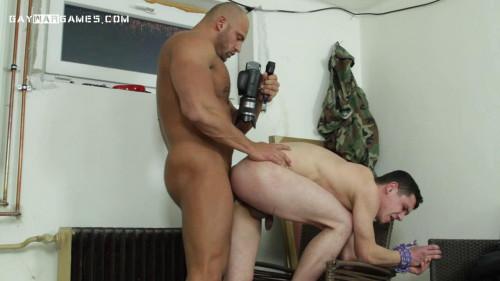 Gay BDSM Robb Johnson