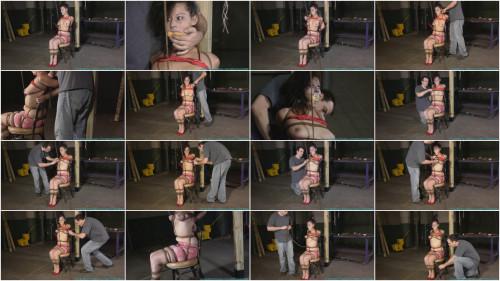 BDSM HD Bdsm Sex Videos Summer Hogtied Tight! Part 2
