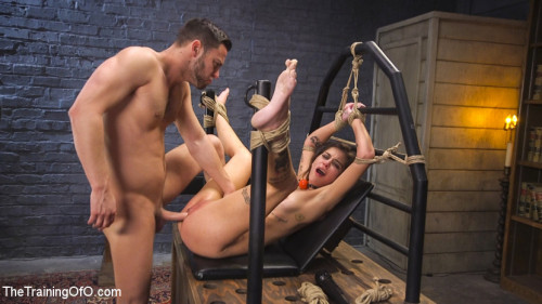 bdsm Kacie Castles Punishment Game