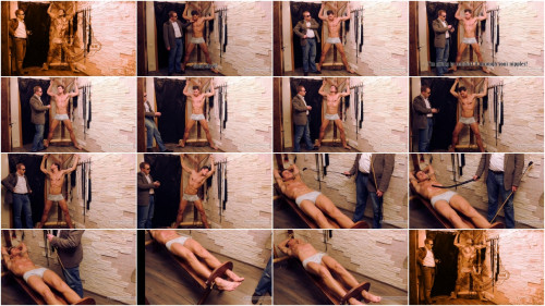 Gay BDSM Slave for Money - Matvey - Final Part 2