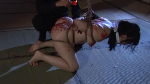 Asians BDSM Beautiful Mature Anal Torture