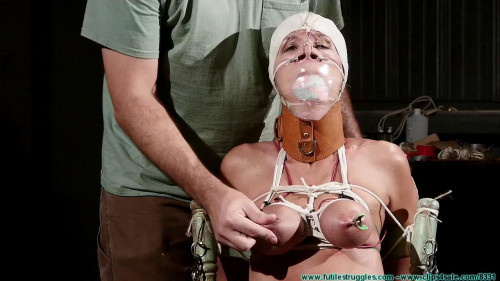 bdsm Amanda Begs For Tit Torture and Gets It - Part 5