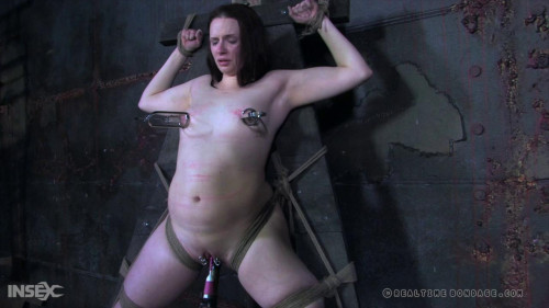 BDSM Claire Adams - Duct Fuct Doll Part 3 (2020)