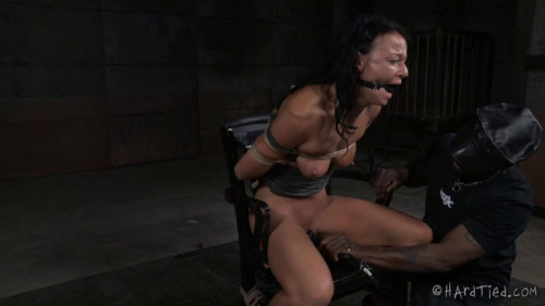 BDSM Fit To Be Tied - 720p