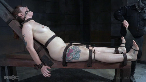 BDSM Foot Torture is the Least Of Her Worries