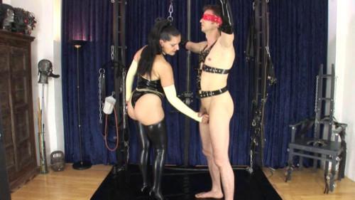 Femdom and Strapon Herrin Silvia - Slightly Perverted