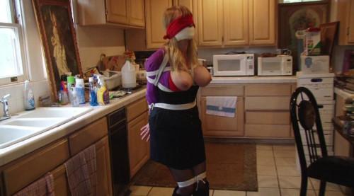 BDSM Frightened Captive Tries to Escape - Lorelei